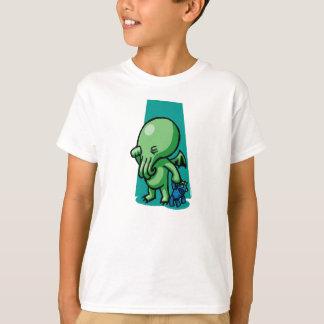 Camiseta Sleepytime Cthulhu caçoa o t-shirt