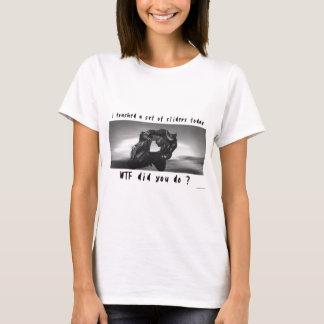 Camiseta Slideres Trashed
