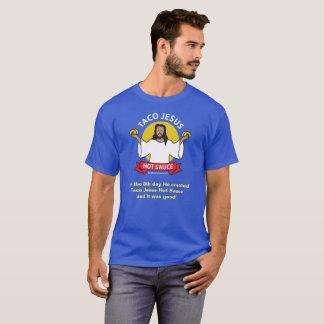 Camiseta Slogan de Jesus do Taco