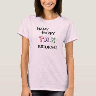 Camiseta Slogan engraçado das citações da estação do