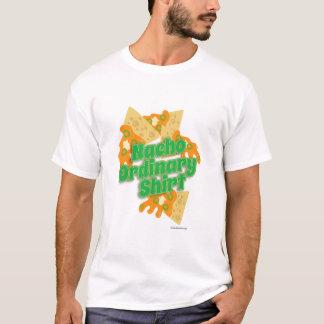 Camiseta Slogan engraçado do comum barato do Nacho