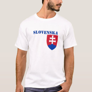 Camiseta slovak