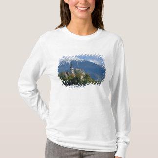 Camiseta Slovenia, sangrado, lago sangrado, ilha sangrada,