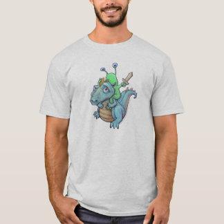 Camiseta Sluggo e o Steed relutante