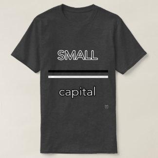 Camiseta SMALL & capital - Mindless Nação