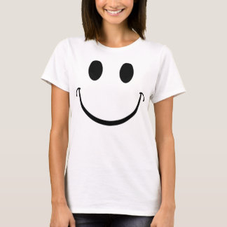 Camiseta smiley