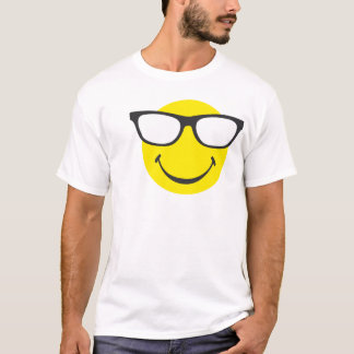 Camiseta Smiley com gancho genial