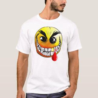 Camiseta Smiley do assassino