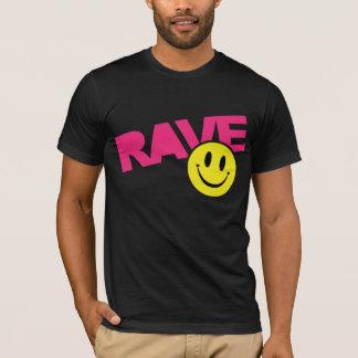 Camiseta Smiley do delírio
