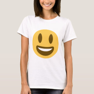 Camiseta Smiley emoji