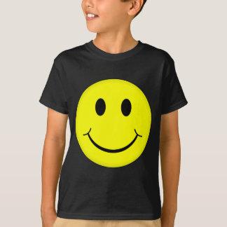 Camiseta Smiley face clássico