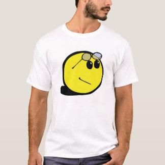 Camiseta smiley face legal