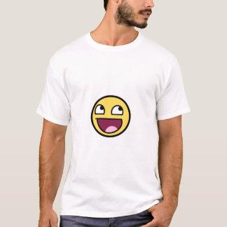 Camiseta Smiley impressionante