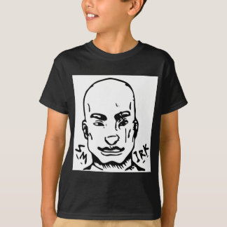 Camiseta Smirk da rua do agente
