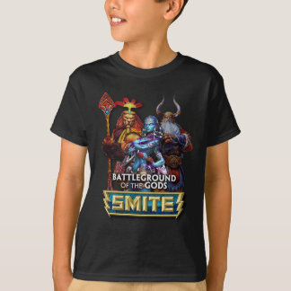 Camiseta SMITE: Deuses