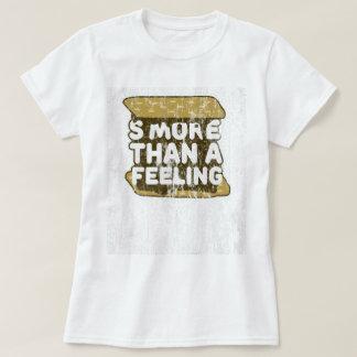 Camiseta S'more do que um DS de sentimento