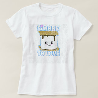 Camiseta S'more para amar o DS