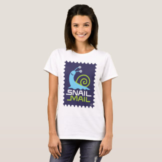 Camiseta Snail mail