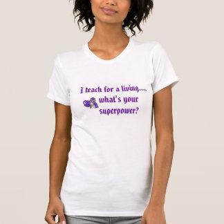 Camiseta snake2, eu ensino para um vivo ...... o que é seu…