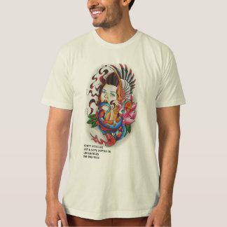 Camiseta snakey-cadelas