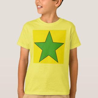Camiseta Sneetch. inchado estrela