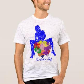 Camiseta sniff do risco n