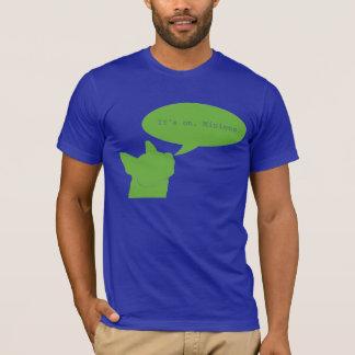 Camiseta Snobe do cão do gado