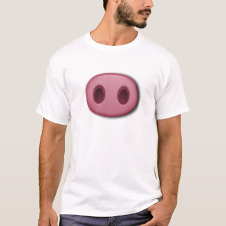Camiseta Snout de PinkPig