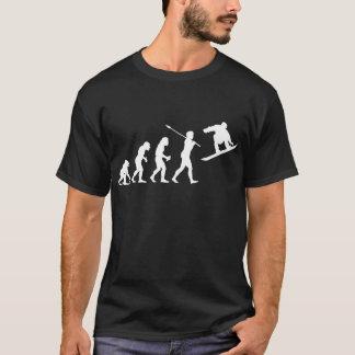 Camiseta Snowboarder