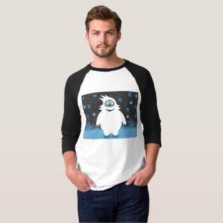 Camiseta Snowie o boneco de neve abominável