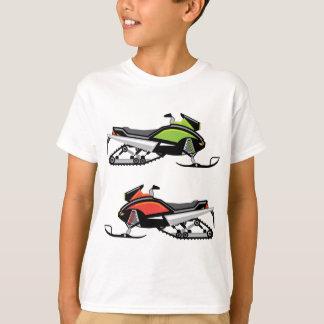 Camiseta Snowmobile