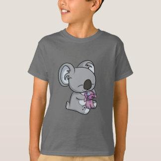 Camiseta Snuggles doces! Koala