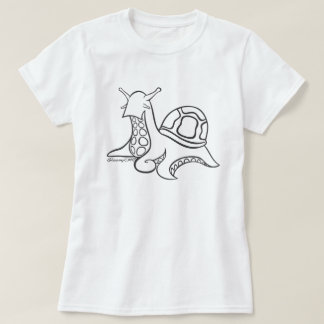 Camiseta Snurtle-Pus básico