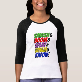 Camiseta Soa como a história em quadrinhos!