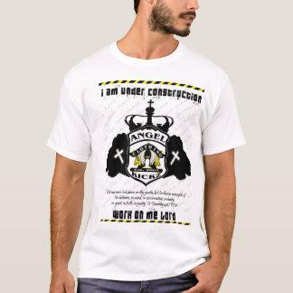 Camiseta Sob a construção pelo senhor