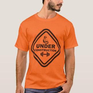 Camiseta Sob Contsruction