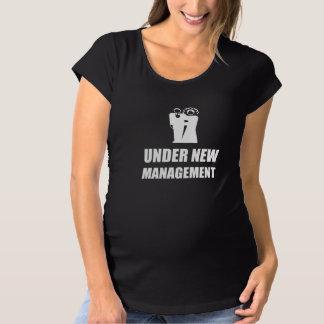 Camiseta Sob o casamento novo da gestão