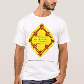 Camiseta Sob o Kilt