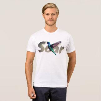 Camiseta Sobe o pássaro do zumbido