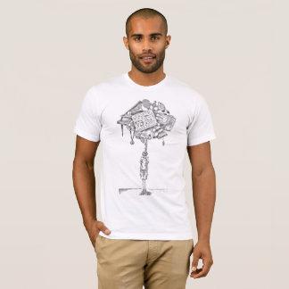 Camiseta Sobrecarga do conhecimento