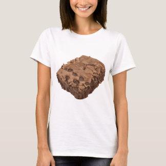 Camiseta Sobremesa deliciosa do doce da brownie