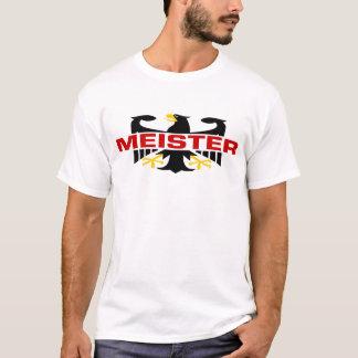 Camiseta Sobrenome de Meister