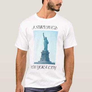 Camiseta Sobrevivência de NYC