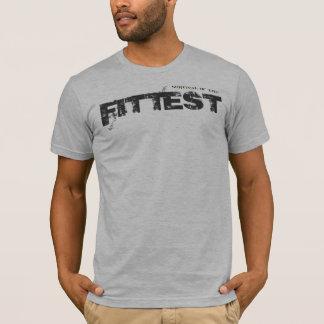 Camiseta Sobrevivência do T o mais apto