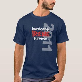 Camiseta Sobrevivente 2011 de Irene do furacão