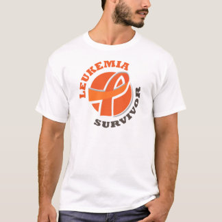 Camiseta Sobrevivente da leucemia