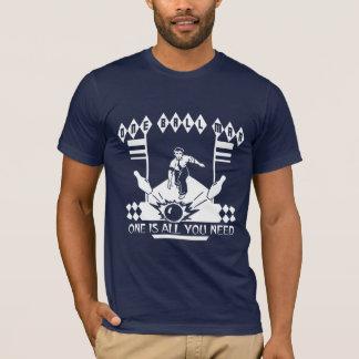 Camiseta Sobrevivente de câncer Testicular engraçado