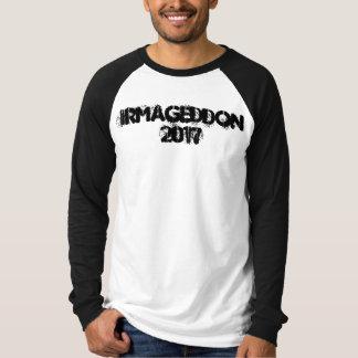 Camiseta Sobrevivente de Irmageddon