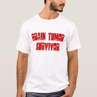 Camiseta Sobrevivente do tumor cerebral