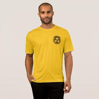 Camiseta SOBREVIVENTE - esporte do ALERTA do MÍSSIL de NOKO